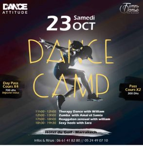 Dance Attitude News: Dance Camp